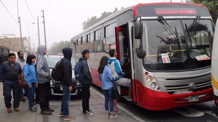 10 nuevos buses cubrirán la ruta Javier Prado-La Marina-Faucett