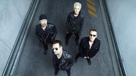 U2 confirma conciertos en América Latina para octubre