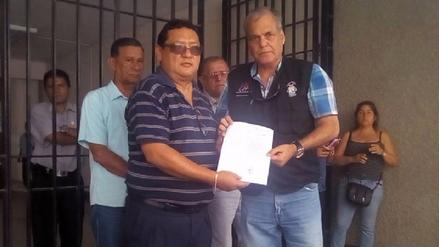 Frente Anticorrupción Pro Lambayeque pide vacancia de congresista Becerril
