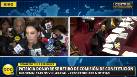 Patricia Donayre: