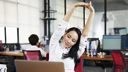 Estirarte fortalece tus músculos y evita lesiones