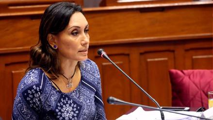 Patricia Donayre no descarta renunciar a Fuerza Popular