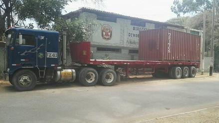 Continúa pesaje de droga incautada en puerto de Paita