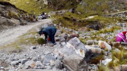 Huancayo: recogen seis toneladas de basura en nevado de Huaytapallana