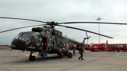 Un muerto en Centro de Mantenimiento Aeronáutico del Ejército