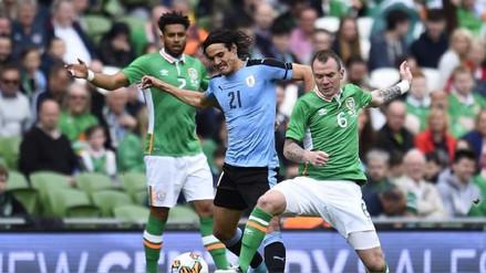 Edinson Cavani se perderá el amistoso de Uruguay contra Italia