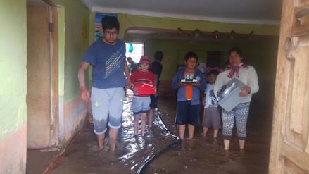Investigan a Seda Cusco por ruptura de tubería matriz en Huacarpay