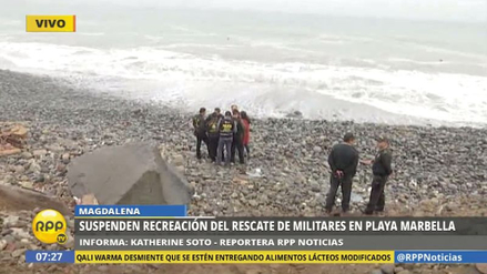 Suspendieron otra vez la reconstrucción de la tragedia en Marbella
