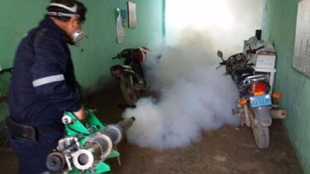 Incrementan a 64 los casos de dengue en Nuevo Chimbote