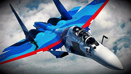 Un caza de Rusia interceptó bombardero de EE.UU. sobrevolando el Mar Báltico