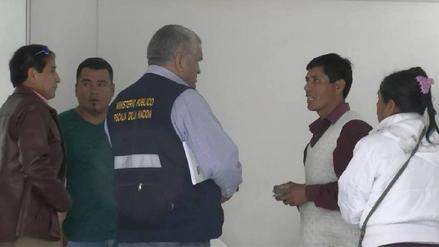 Paiján: alistan plantón por doble asesinato