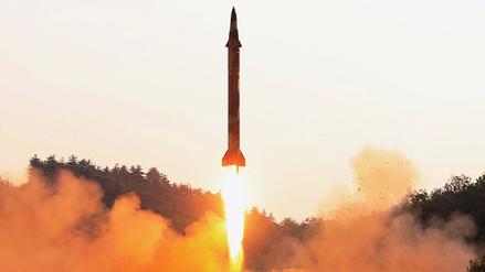 Estados Unidos reconoce que los misiles de Norcorea pueden alcanzar su país