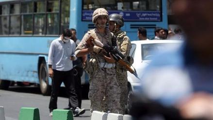 Irán vincula a EE.UU. y Arabia Saudita con ataques terroristas en Teherán