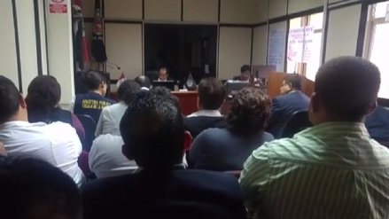 Dictan cuatro años de prisión efectiva a exfuncionarios de municipio de Piura