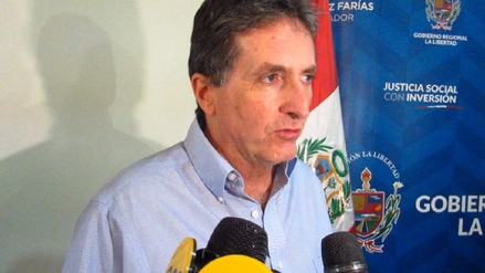 """Pablo de la Flor: """"proceso de reconstrucción iniciará en setiembre"""""""