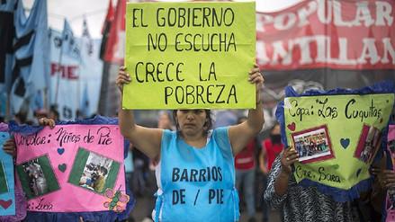 Seis millones de personas pasaron hambre en Argentina en 2016
