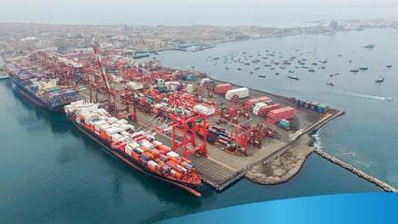 ¿Cuáles son los puertos más importantes de América Latina y en qué puesto está Perú?