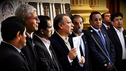 Frente Amplio presentó moción de rechazo contra Donald Trump por Acuerdo de París