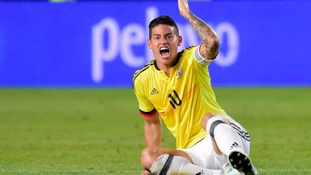 Gol de Morata truncó la revancha de James Rodríguez en el España vs. Colombia