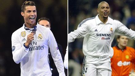 Ronaldo emocionado de aparecer en el FIFA 18 con Cristiano Ronaldo