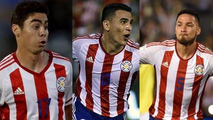 El posible 11 de Paraguay que jugará contra la Selección Peruana