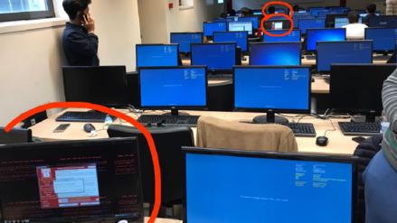 40% de empresas peruanas perderían su información si hay un nuevo WannaCry