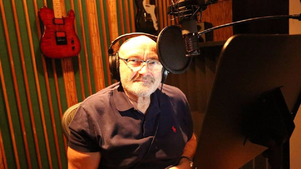 Phil Collins sufrió una fuerte caída y fue hospitalizado
