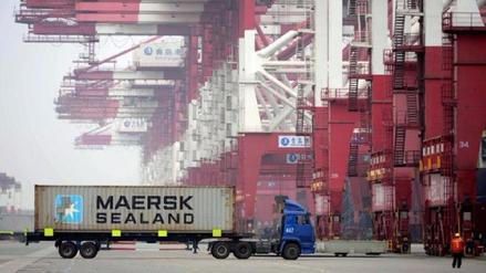 Las importaciones de China subieron un 22,1 % en mayo