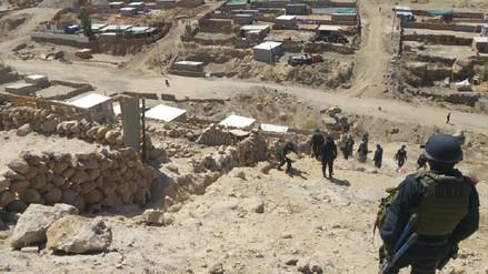 Recuperan 24 hectáreas de terreno invadido en Yura