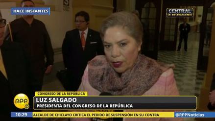Luz Salgado cuestionó el accionar de la Fiscalía en el caso Moreno