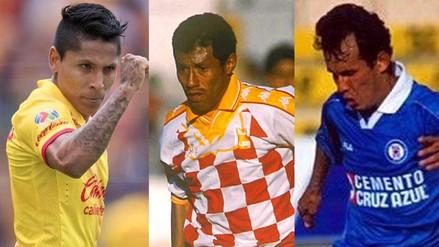 Los futbolistas peruanos que destacaron en la Liga Mexicana