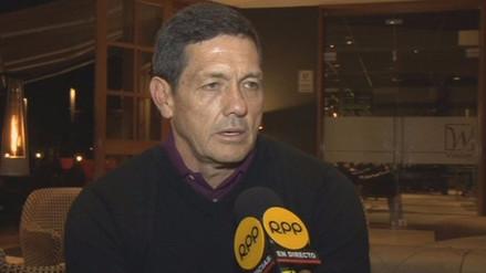 Entrenador de Bolivia:
