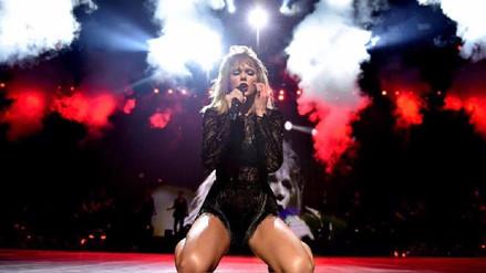 Taylor Swift se amistó con Spotify después de tres años