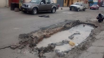 Denuncian a nueve alcaldes por no ejecutar mantenimiento de vías