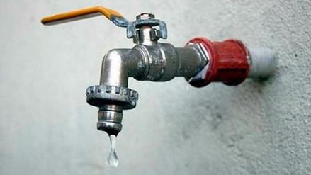 Cortan el agua en cuatro distritos de la región Lambayeque