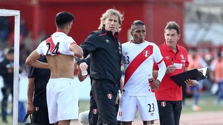 Pedro Gallese y Pedro Aquino analizaron a Perú tras jugar contra Paraguay