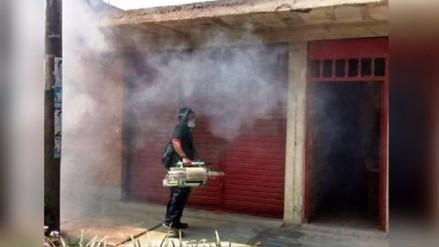 Laredo: aumentó a 900 la cifra de casos de dengue