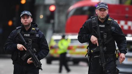 Detienen a otro hombre vinculado al atentado de Londres
