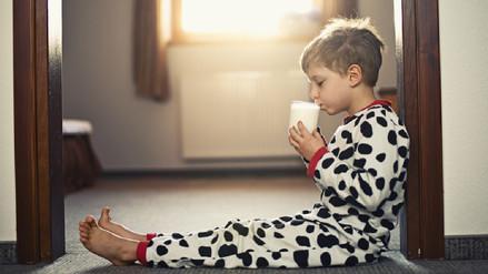 La leche de vaca ayuda a llegar a tu potencial genético de crecimiento