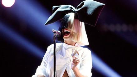 Sia se une a lucha contra el VIH en Free Me