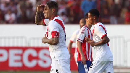 Así relataron en Paraguay el golazo de Paolo Guerrero en Trujillo