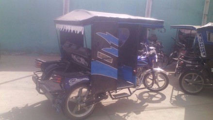 Chiclayo: recuperan vehículo que le fue robado a mototaxista