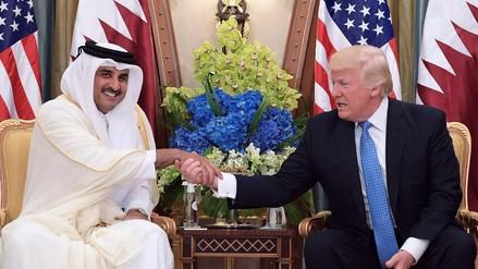 Donald Trump le pidió a Qatar