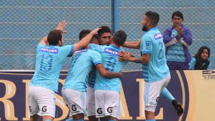 Sporting Cristal venció a la Universidad San Martín con mucho suspenso