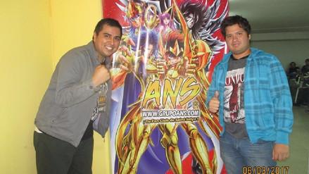 Video   Así se celebraron los 15 años del fan club de Saint Seiya en Perú