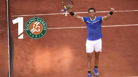 Rafael Nadal derrotó a Wawrinka y ganó su décimo Roland Garros