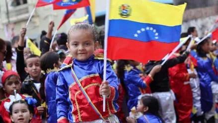Al menos 900 menores venezolanos podrán gozar de educación y salud en Perú