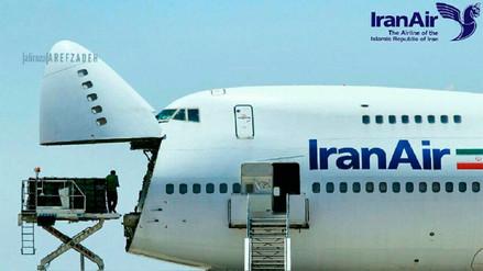Irán sale al rescate de Qatar y le envía 100 toneladas de alimentos al día por avión