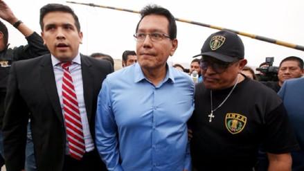 La Comisión Lava Jato plantea volver a citar a Félix Moreno tras su excarcelación