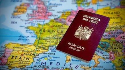 """Francia: """"Los peruanos respondieron bien a la exención de la visa Schengen"""""""